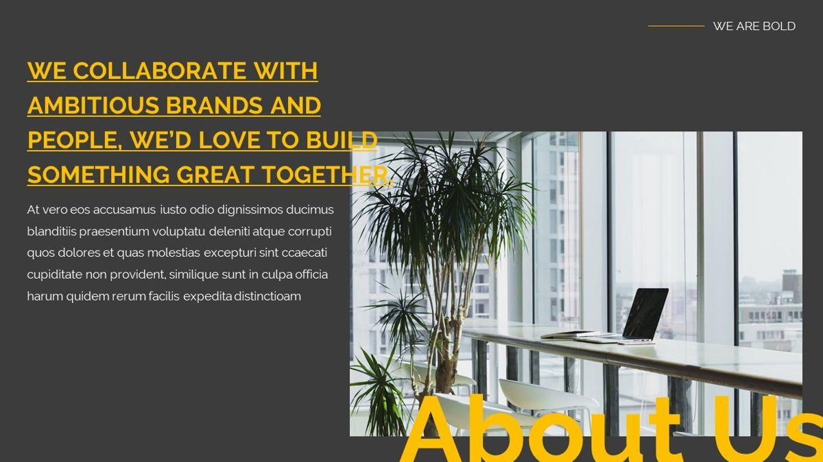 Remus - Bold Powerpoint Template, Slide 5, 06423, Business Models — PoweredTemplate.com