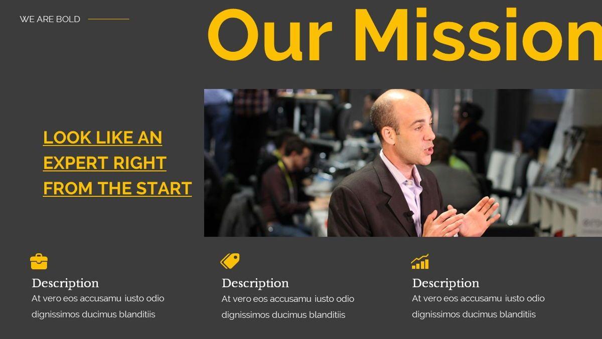 Remus - Bold Powerpoint Template, Slide 6, 06423, Business Models — PoweredTemplate.com