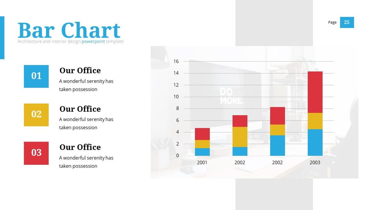 Bahan - Architecture Powerpoint Template, Slide 26, 06424, Data Driven Diagrams and Charts — PoweredTemplate.com