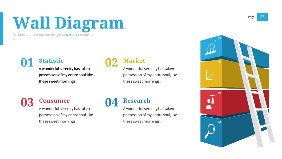 Bahan - Architecture Powerpoint Template, Slide 28, 06424, Data Driven Diagrams and Charts — PoweredTemplate.com