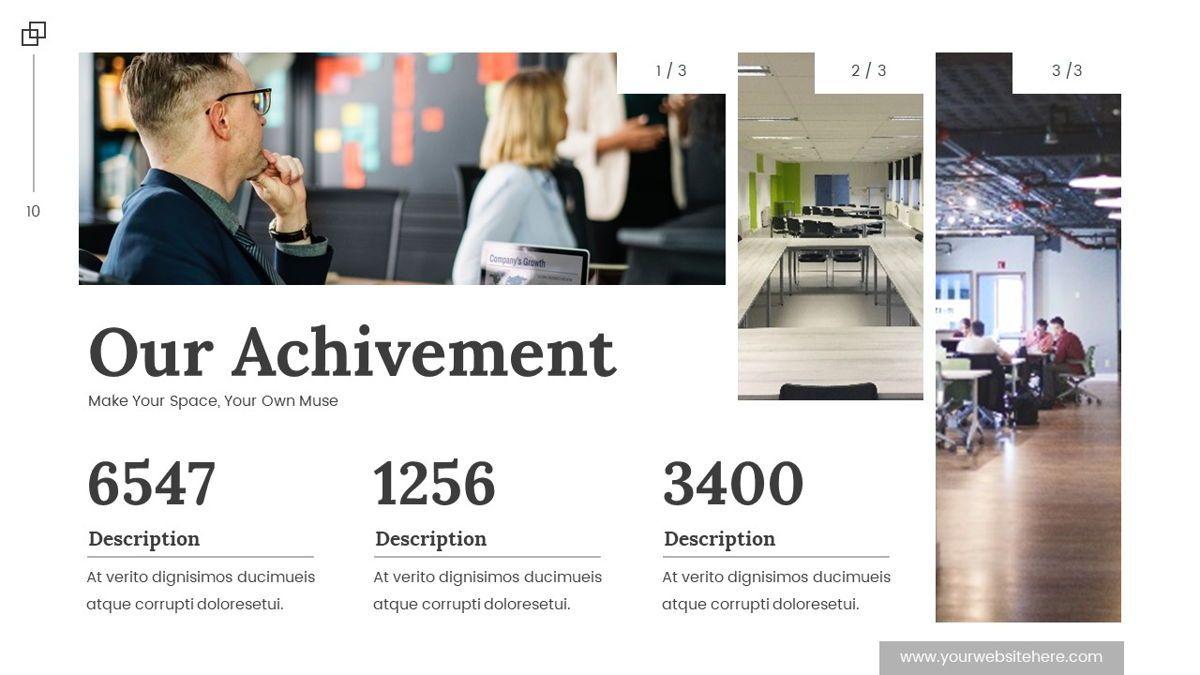 Altar - Creative Space Powerpoint Template, Slide 11, 06425, Business Models — PoweredTemplate.com