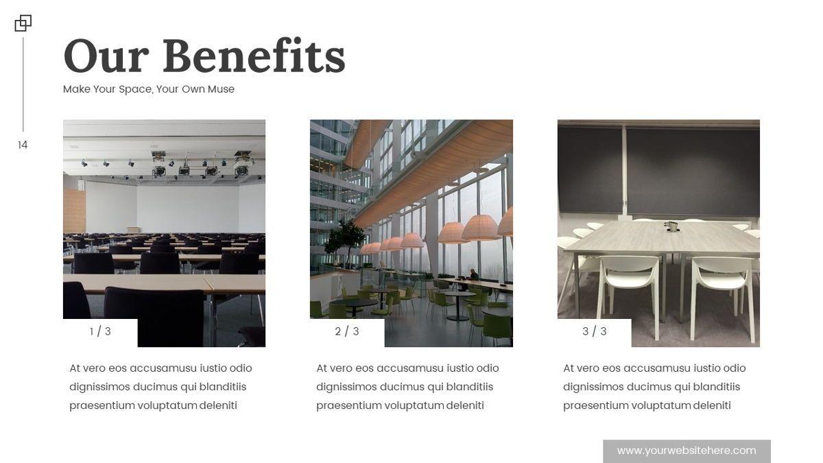 Altar - Creative Space Powerpoint Template, Slide 15, 06425, Business Models — PoweredTemplate.com