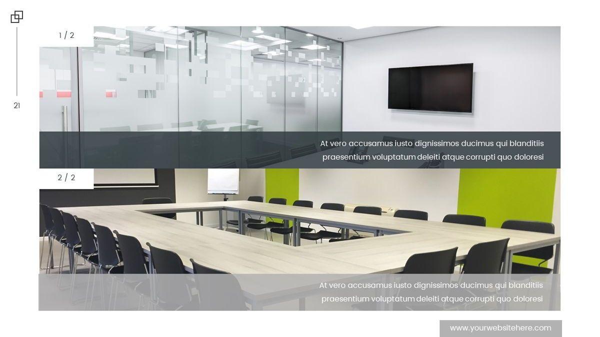 Altar - Creative Space Powerpoint Template, Slide 22, 06425, Business Models — PoweredTemplate.com
