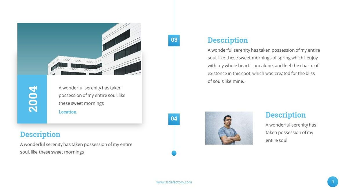 MultiMedical - Powerpoint Presentation Template, Slide 10, 06426, Data Driven Diagrams and Charts — PoweredTemplate.com