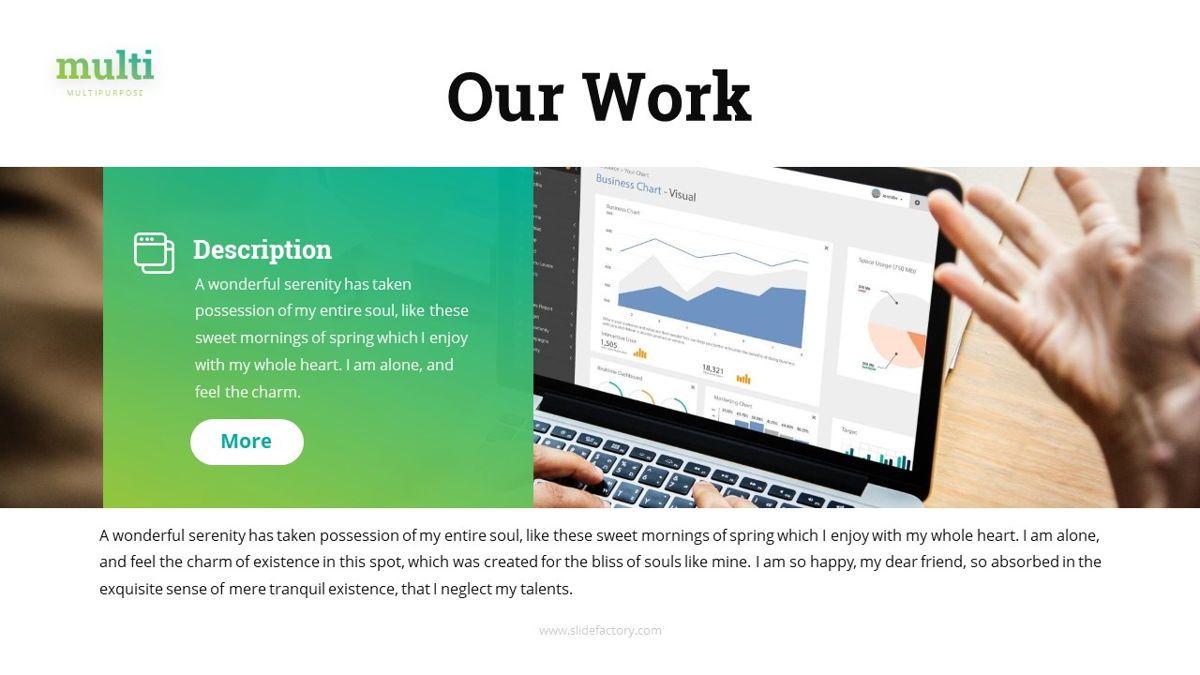 Multi - Multipurpose Powerpoint Template, Slide 10, 06427, Business Models — PoweredTemplate.com