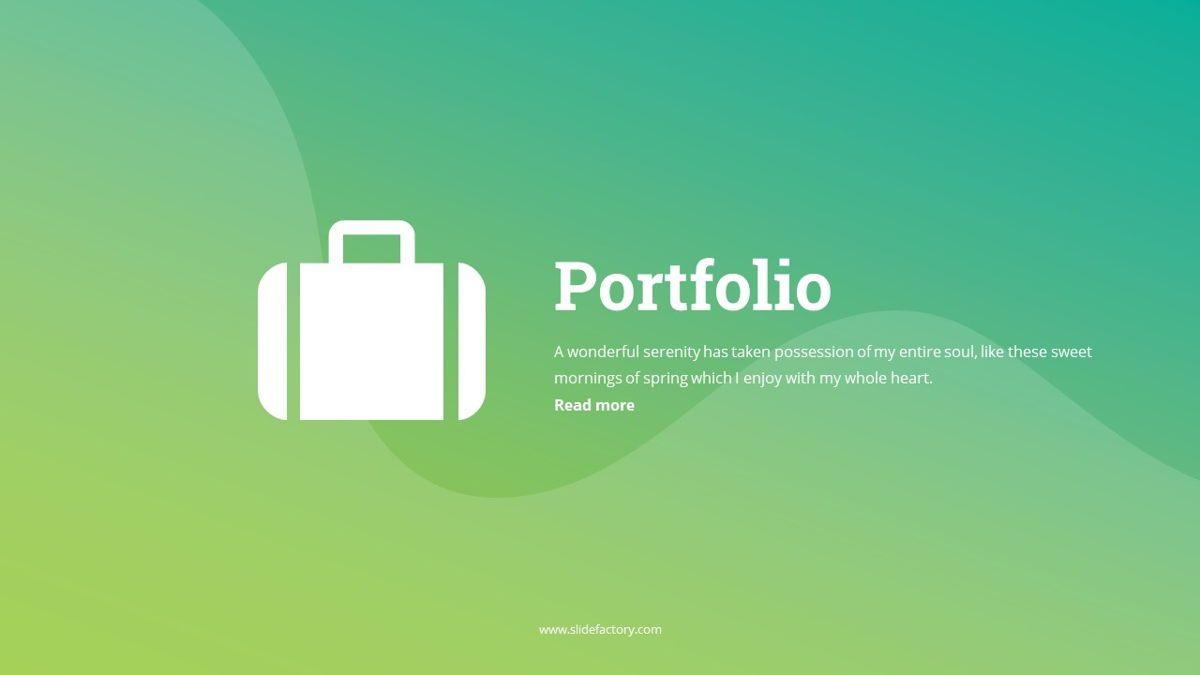 Multi - Multipurpose Powerpoint Template, Slide 14, 06427, Business Models — PoweredTemplate.com