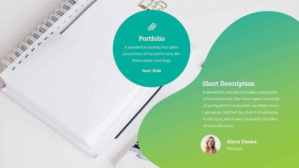 Multi - Multipurpose Powerpoint Template, Slide 15, 06427, Business Models — PoweredTemplate.com