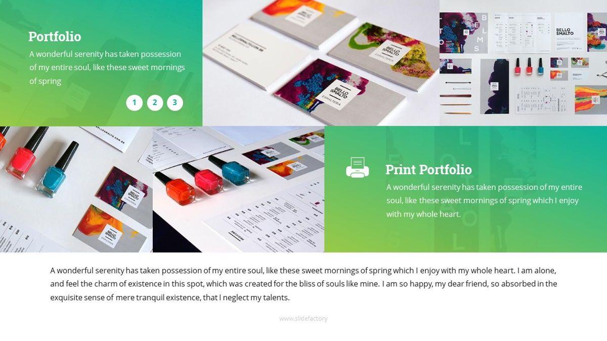 Multi - Multipurpose Powerpoint Template, Slide 16, 06427, Business Models — PoweredTemplate.com