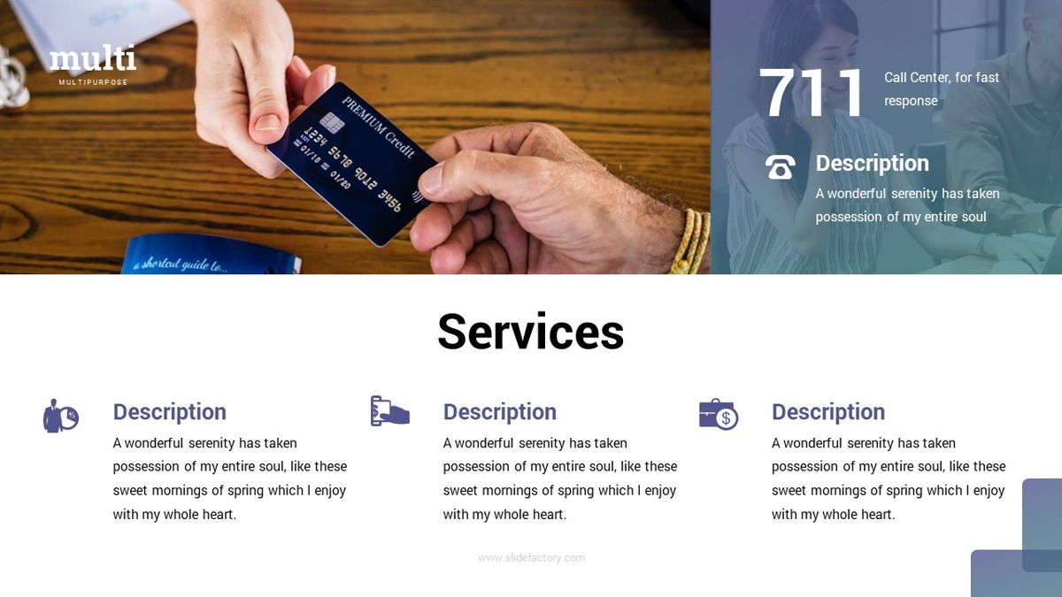 MultiFinance - Financial Powerpoint Template, Slide 12, 06429, Data Driven Diagrams and Charts — PoweredTemplate.com