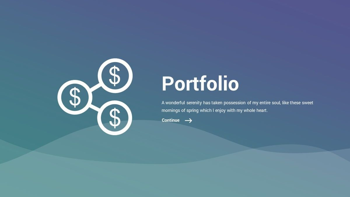 MultiFinance - Financial Powerpoint Template, Slide 15, 06429, Data Driven Diagrams and Charts — PoweredTemplate.com