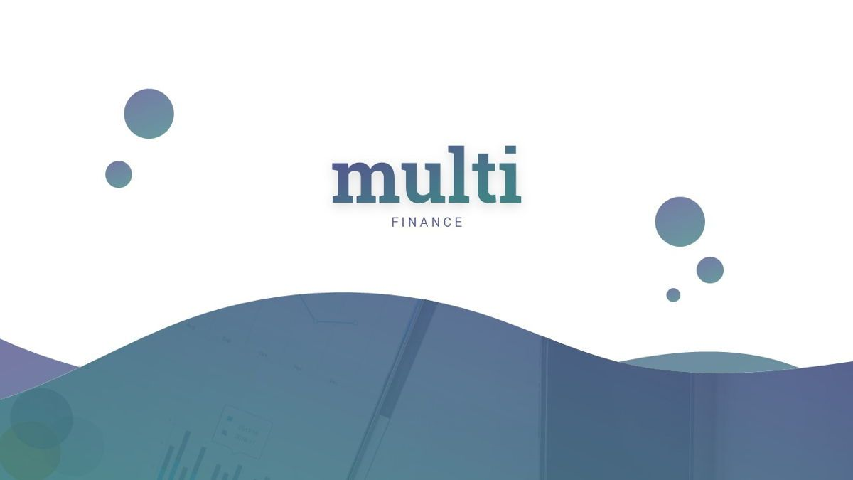 MultiFinance - Financial Powerpoint Template, Slide 2, 06429, Data Driven Diagrams and Charts — PoweredTemplate.com
