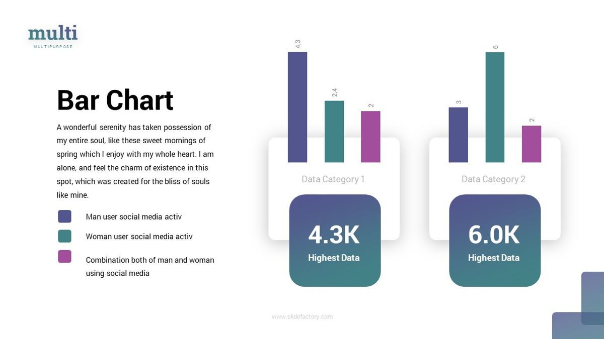 MultiFinance - Financial Powerpoint Template, Slide 24, 06429, Data Driven Diagrams and Charts — PoweredTemplate.com