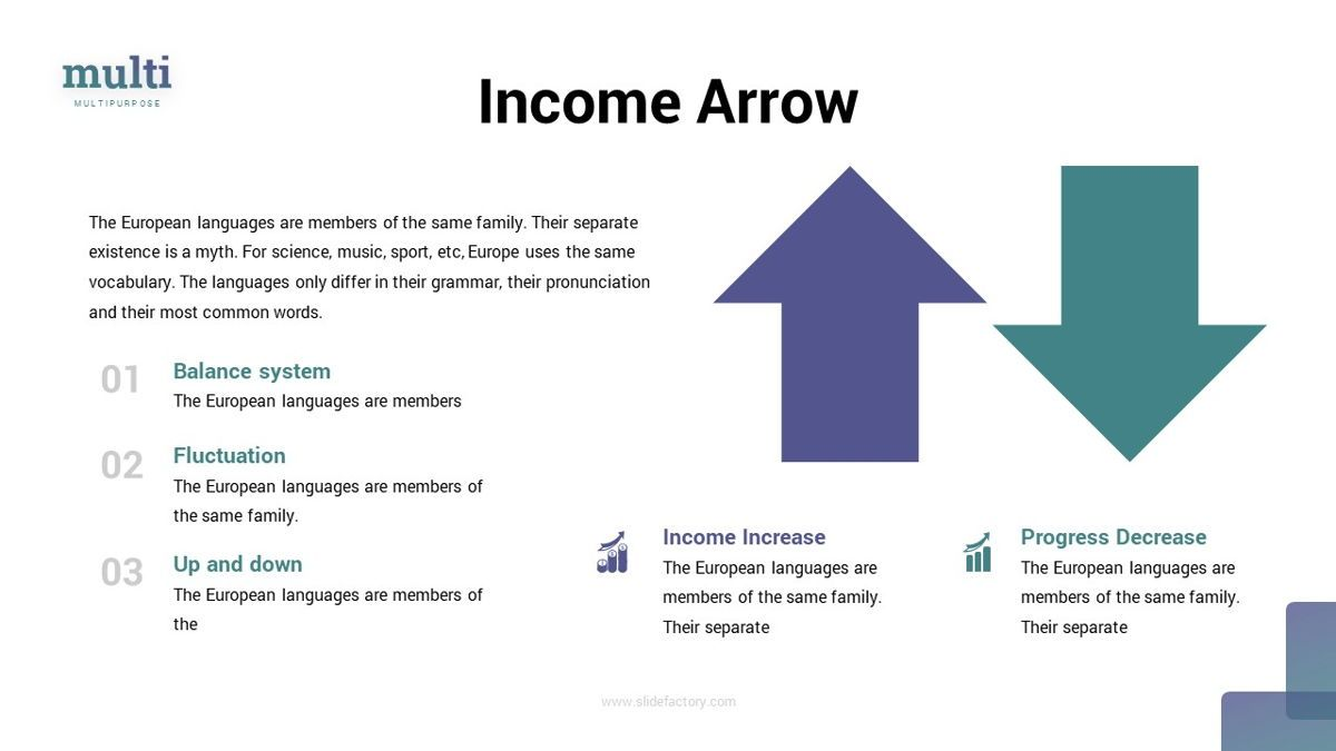 MultiFinance - Financial Powerpoint Template, Slide 27, 06429, Data Driven Diagrams and Charts — PoweredTemplate.com