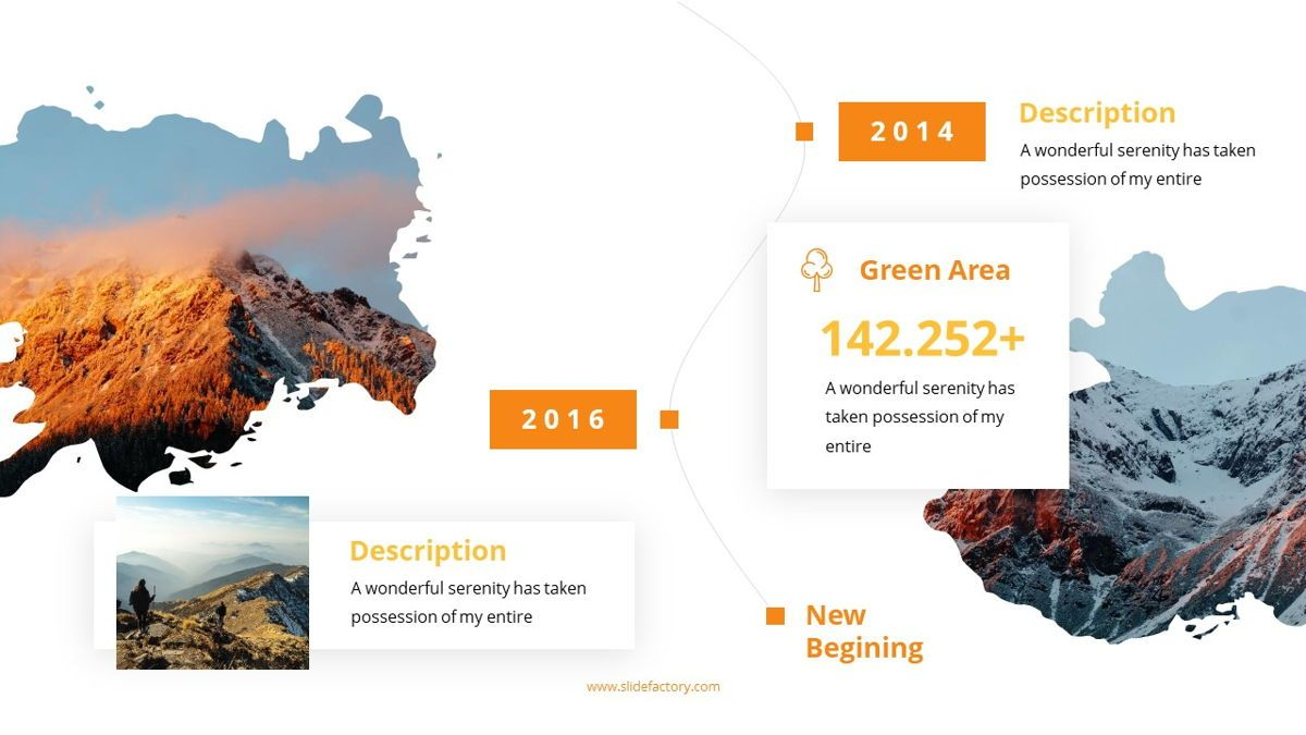 MultiAdventure - Powerpoint Template, Slide 11, 06430, Data Driven Diagrams and Charts — PoweredTemplate.com