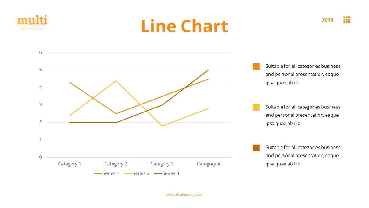 MultiAdventure - Powerpoint Template, Slide 24, 06430, Data Driven Diagrams and Charts — PoweredTemplate.com