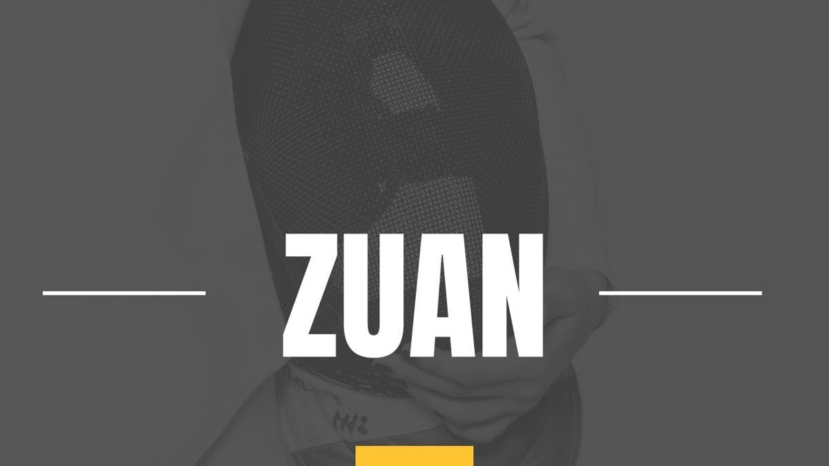 Zuan - Modern Powerpoint Template, Slide 2, 06431, Data Driven Diagrams and Charts — PoweredTemplate.com