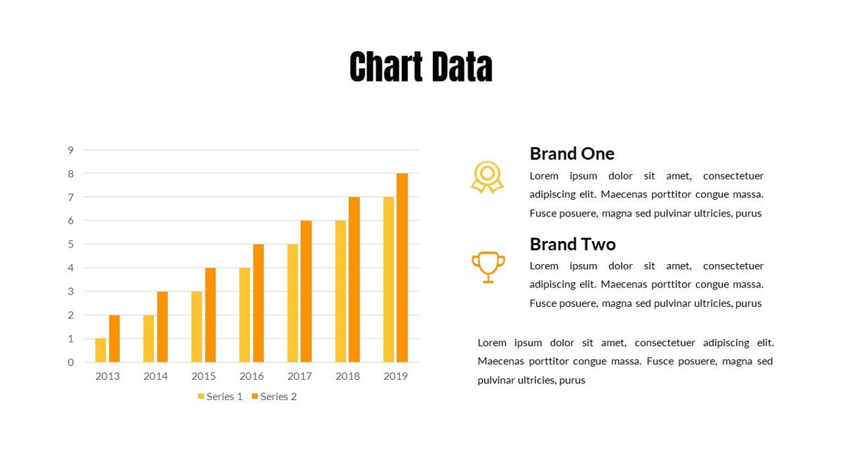 Zuan - Modern Powerpoint Template, Slide 28, 06431, Data Driven Diagrams and Charts — PoweredTemplate.com