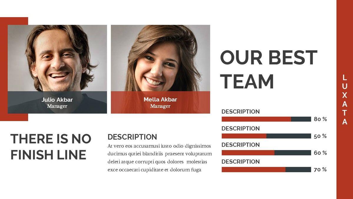 Luxata - Biz Powerpoint Presentation Template, Slide 15, 06432, Business Models — PoweredTemplate.com