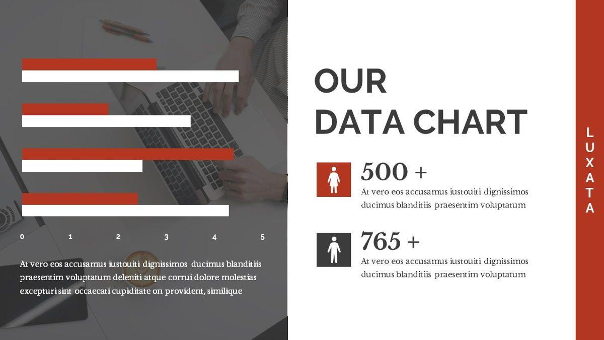Luxata - Biz Powerpoint Presentation Template, Slide 24, 06432, Business Models — PoweredTemplate.com
