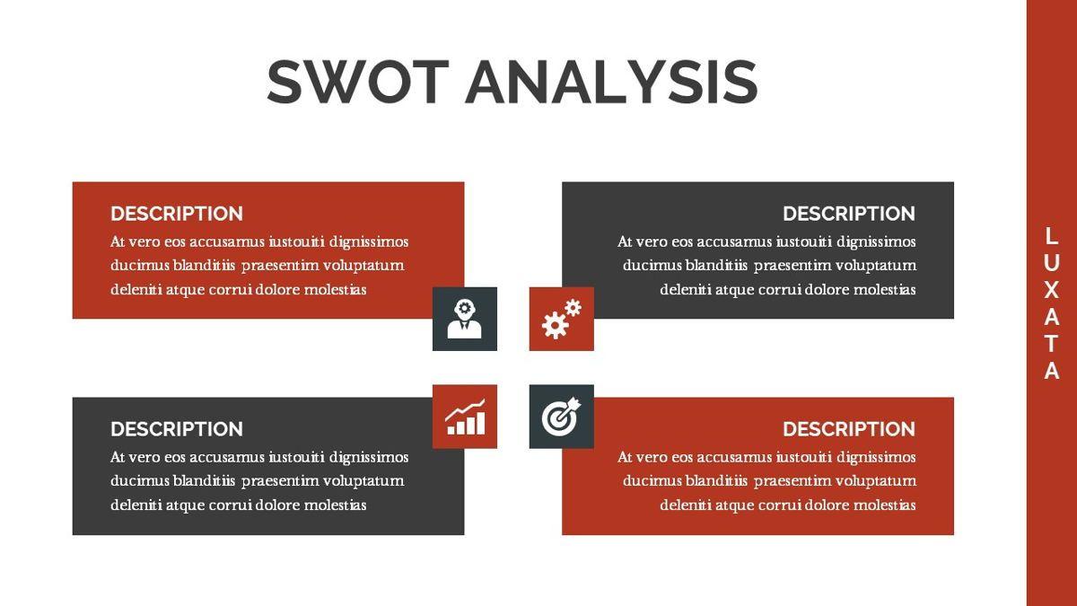 Luxata - Biz Powerpoint Presentation Template, Slide 25, 06432, Business Models — PoweredTemplate.com