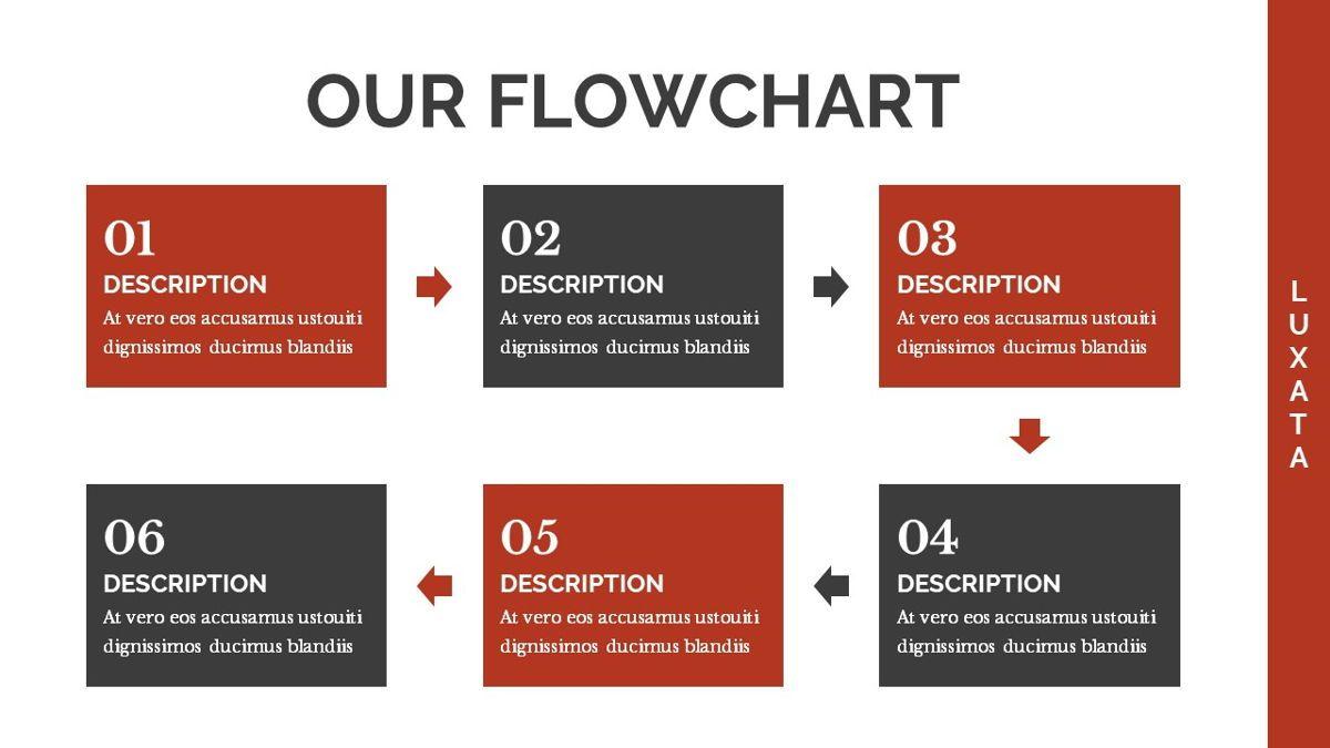 Luxata - Biz Powerpoint Presentation Template, Slide 26, 06432, Business Models — PoweredTemplate.com