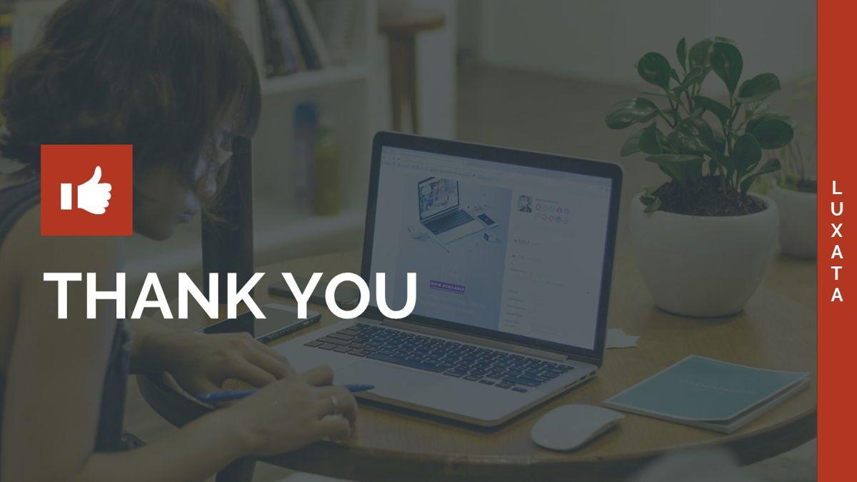 Luxata - Biz Powerpoint Presentation Template, Slide 31, 06432, Business Models — PoweredTemplate.com