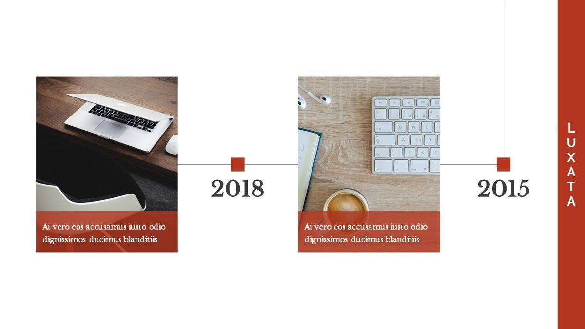 Luxata - Biz Powerpoint Presentation Template, Slide 8, 06432, Business Models — PoweredTemplate.com