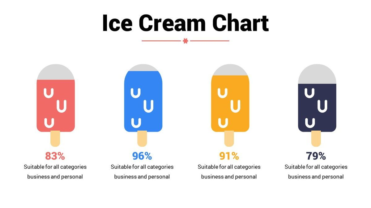 Popsicle - Colorful Powerpoint Template, Slide 21, 06433, Data Driven Diagrams and Charts — PoweredTemplate.com