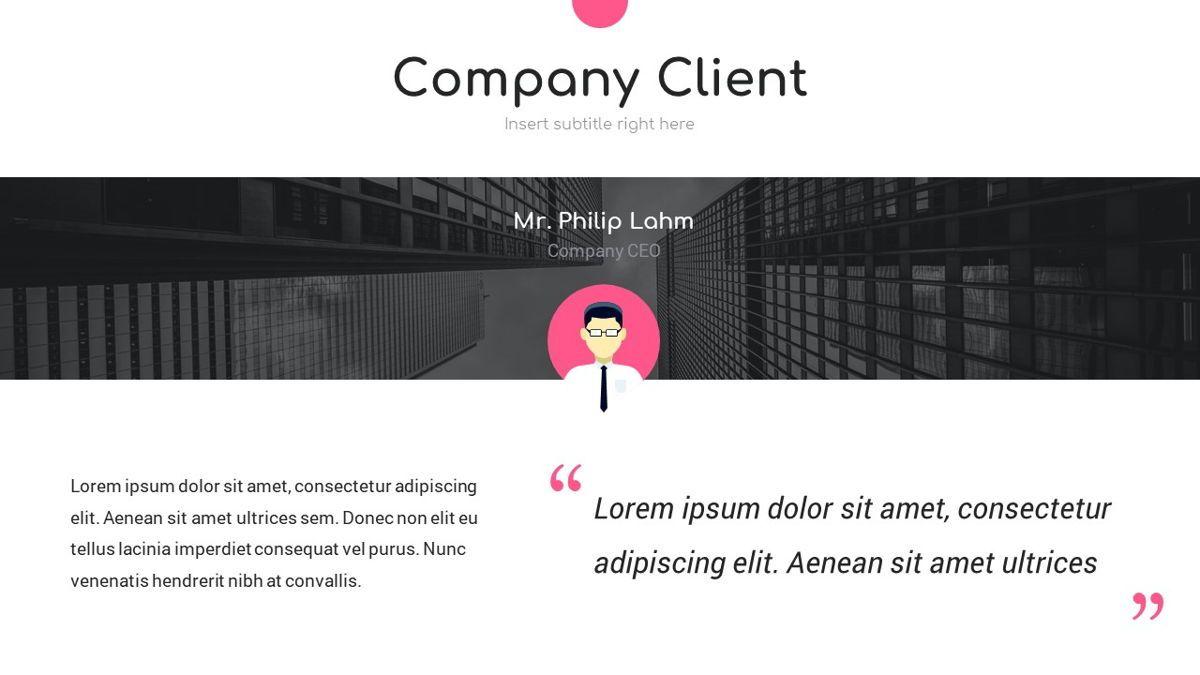 Opus - Business Powerpoint Template, Slide 20, 06434, Business Models — PoweredTemplate.com