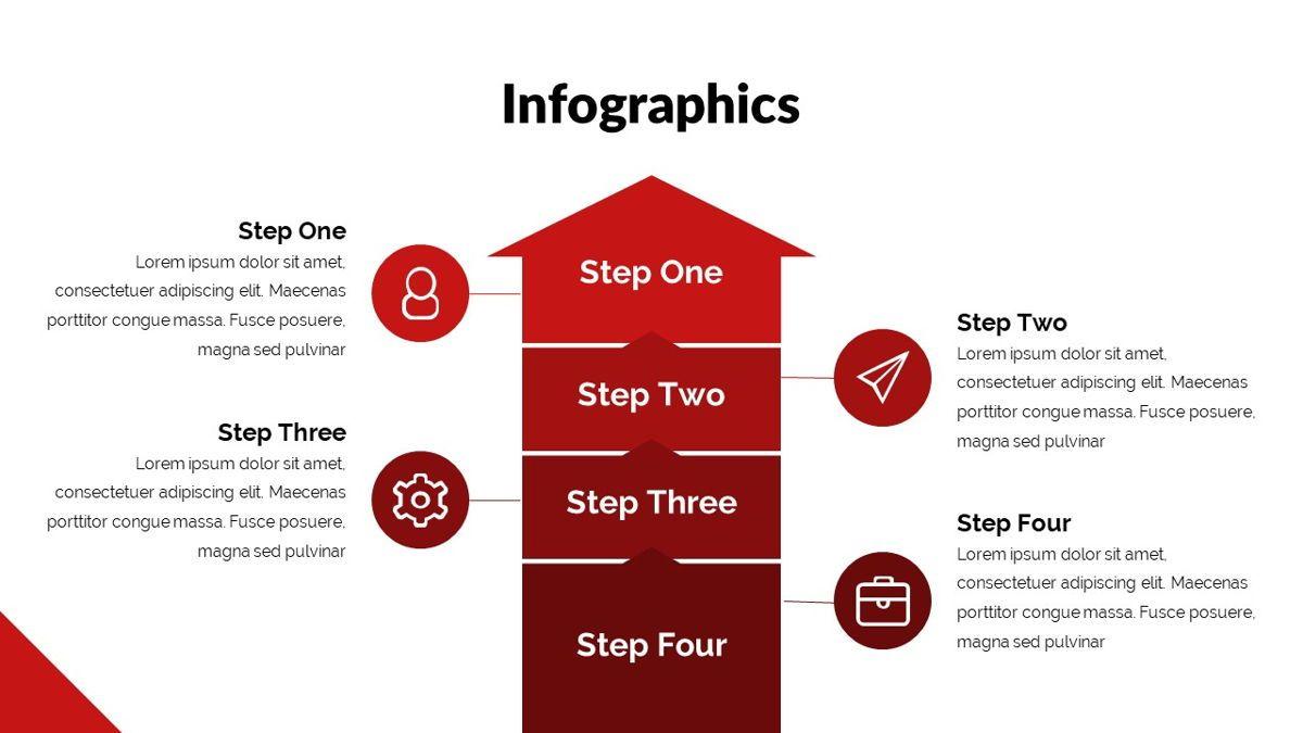 Redbiz - Biz Powerpoint Presentation Template, Slide 26, 06435, Data Driven Diagrams and Charts — PoweredTemplate.com