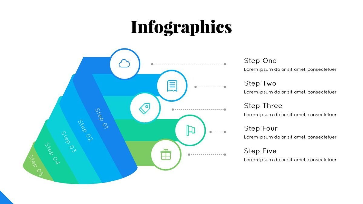 Ezmal - Creative Powerpoint Template, Slide 26, 06436, Data Driven Diagrams and Charts — PoweredTemplate.com