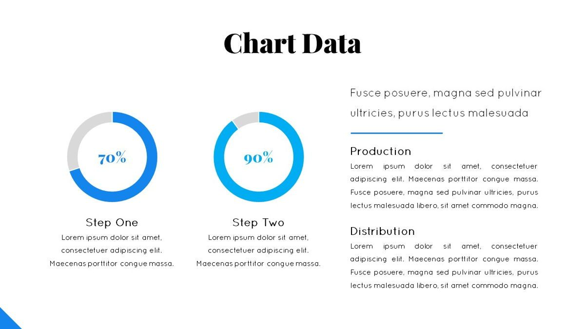 Ezmal - Creative Powerpoint Template, Slide 28, 06436, Data Driven Diagrams and Charts — PoweredTemplate.com