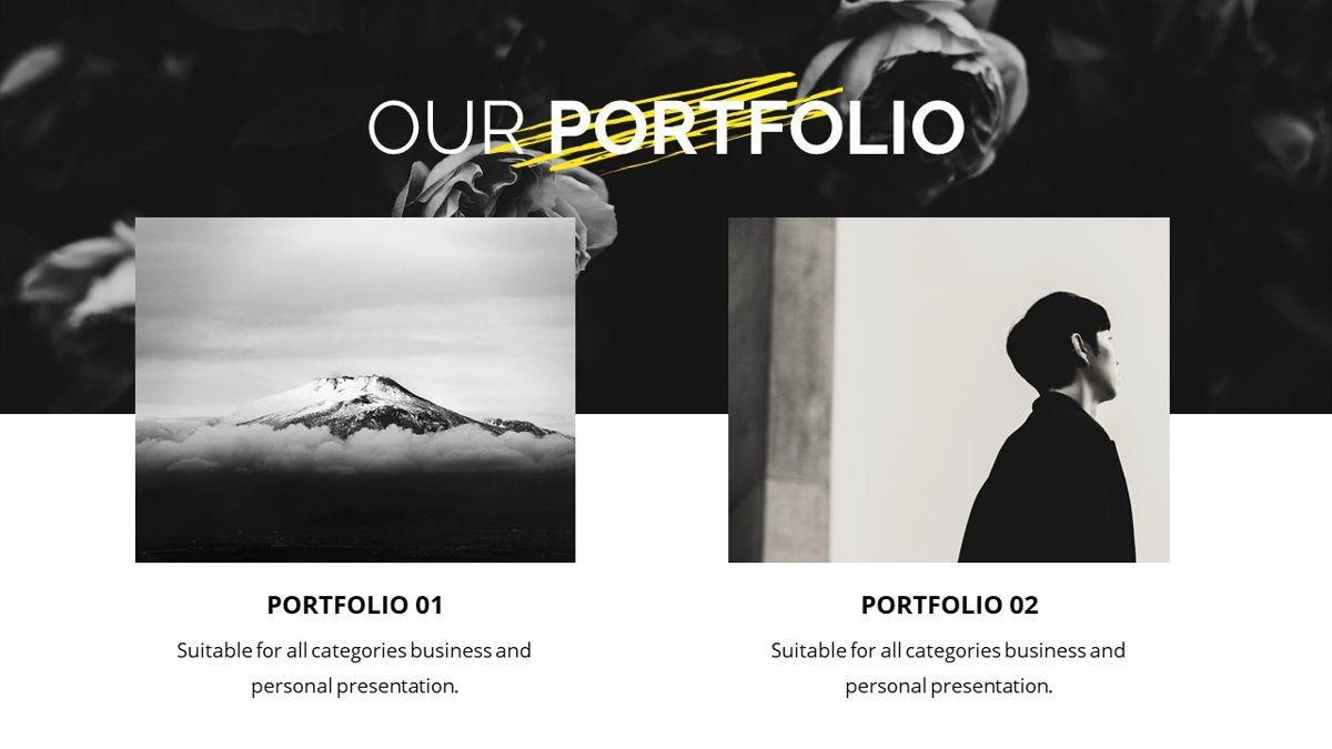 Bizarre - Creative Powerpoint Template, Slide 13, 06437, Business Models — PoweredTemplate.com