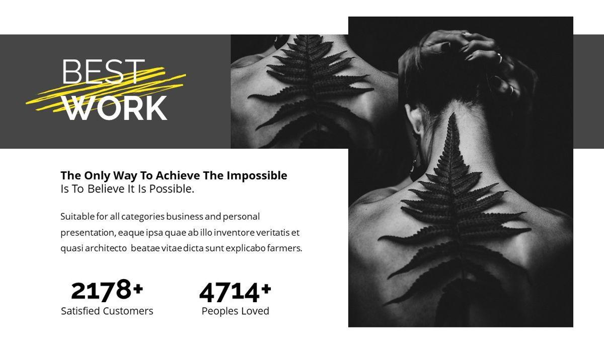 Bizarre - Creative Powerpoint Template, Slide 16, 06437, Business Models — PoweredTemplate.com