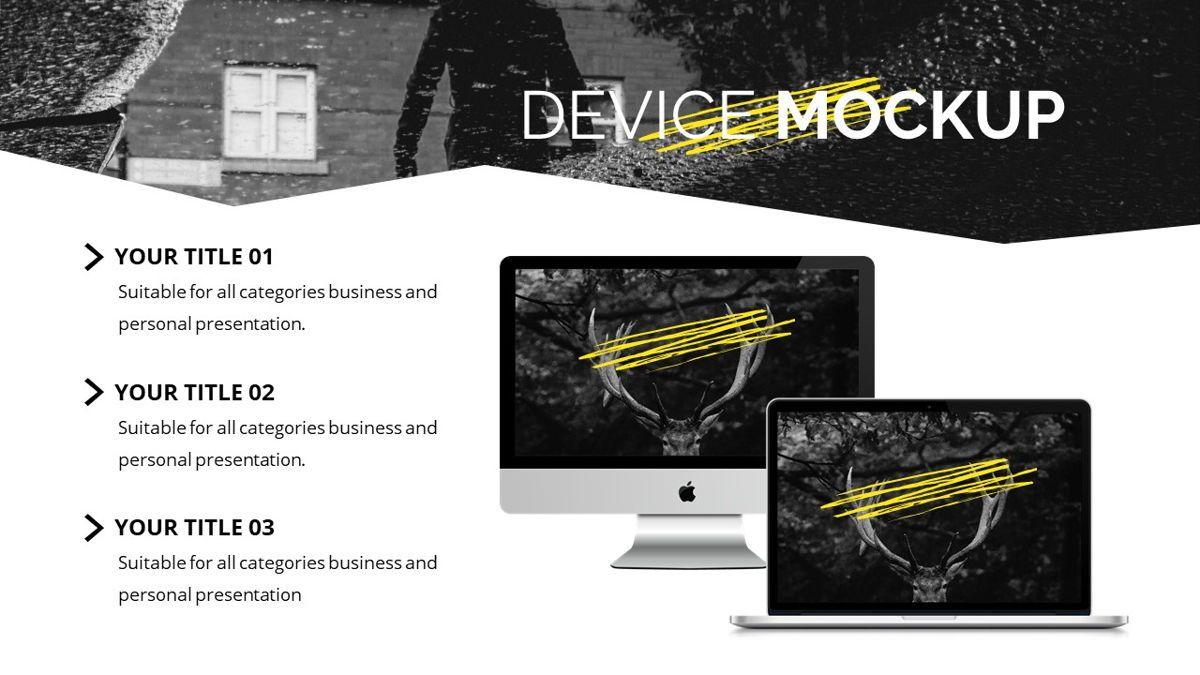 Bizarre - Creative Powerpoint Template, Slide 17, 06437, Business Models — PoweredTemplate.com