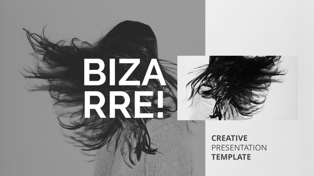 Bizarre - Creative Powerpoint Template, Slide 2, 06437, Business Models — PoweredTemplate.com