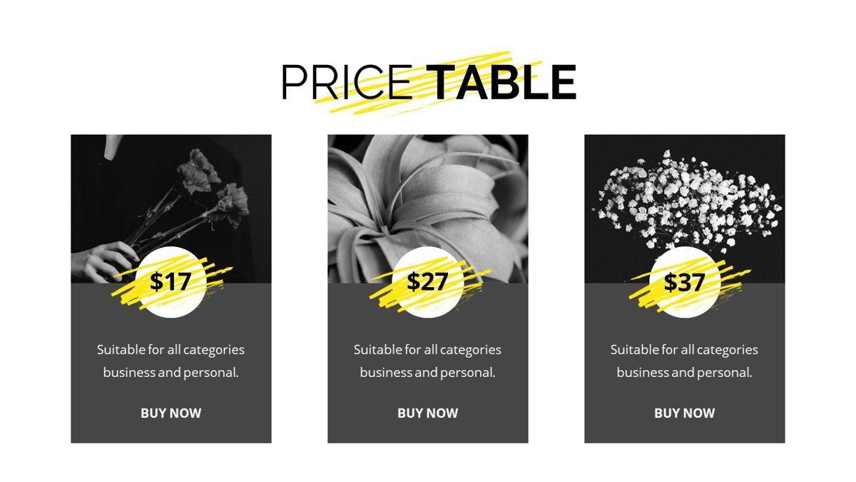 Bizarre - Creative Powerpoint Template, Slide 27, 06437, Business Models — PoweredTemplate.com