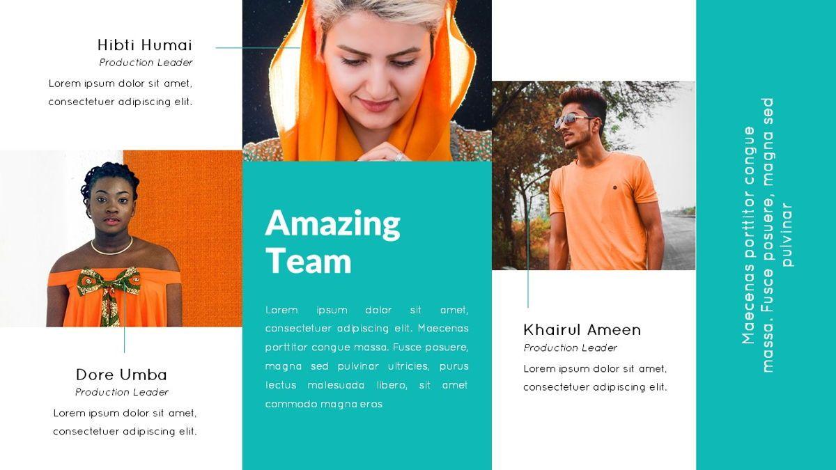 Graze - Powerpoint Presentation Template, Slide 15, 06441, Business Models — PoweredTemplate.com