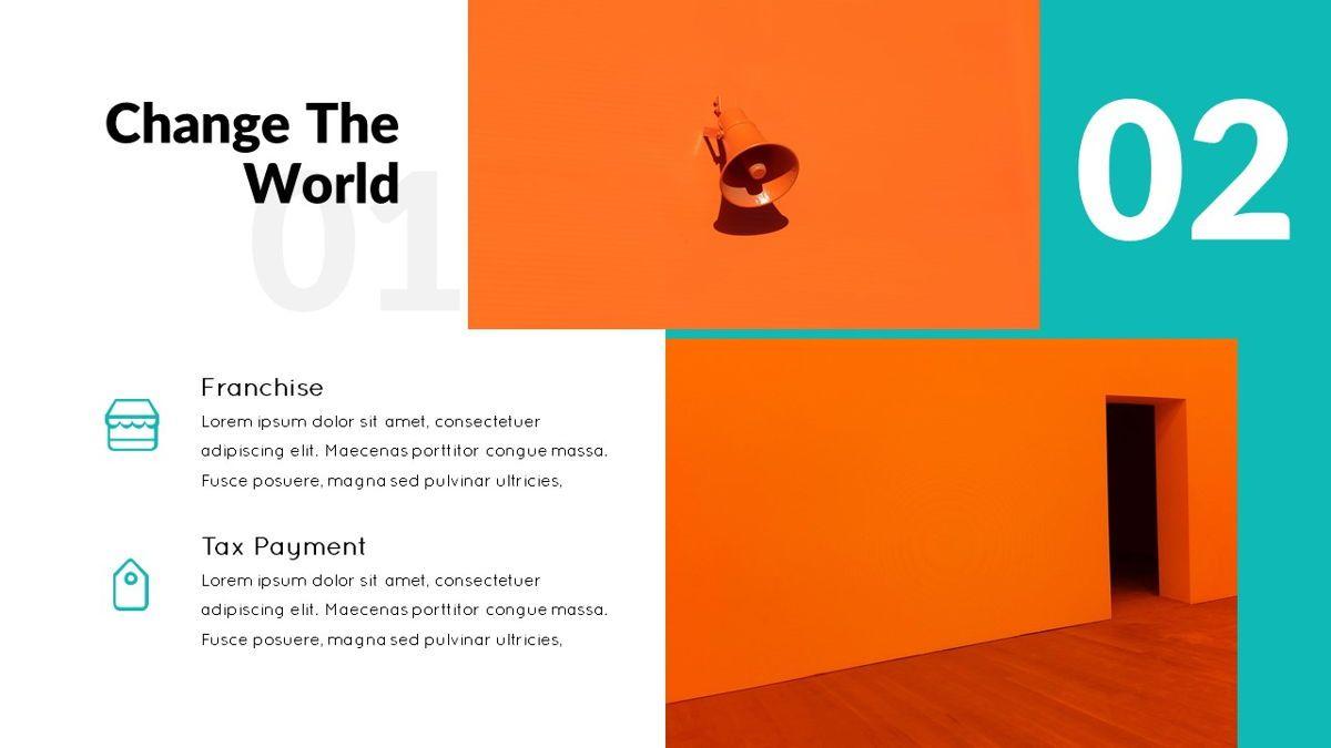 Graze - Powerpoint Presentation Template, Slide 8, 06441, Business Models — PoweredTemplate.com