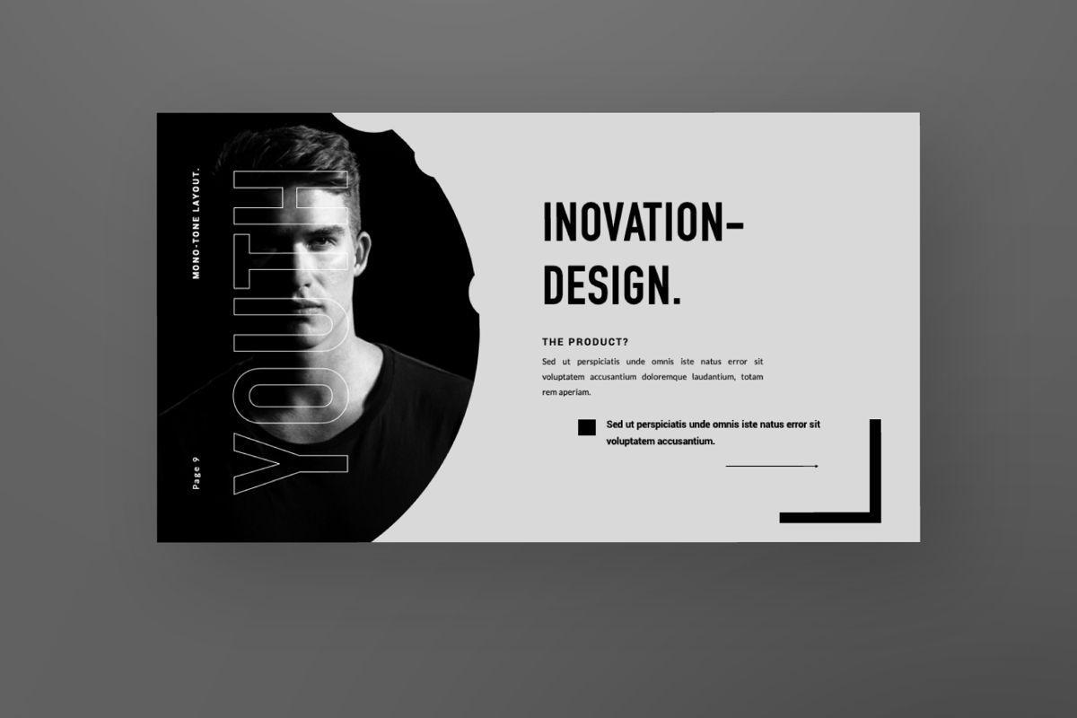 Youth Creative Keynote, Slide 6, 06450, Presentation Templates — PoweredTemplate.com