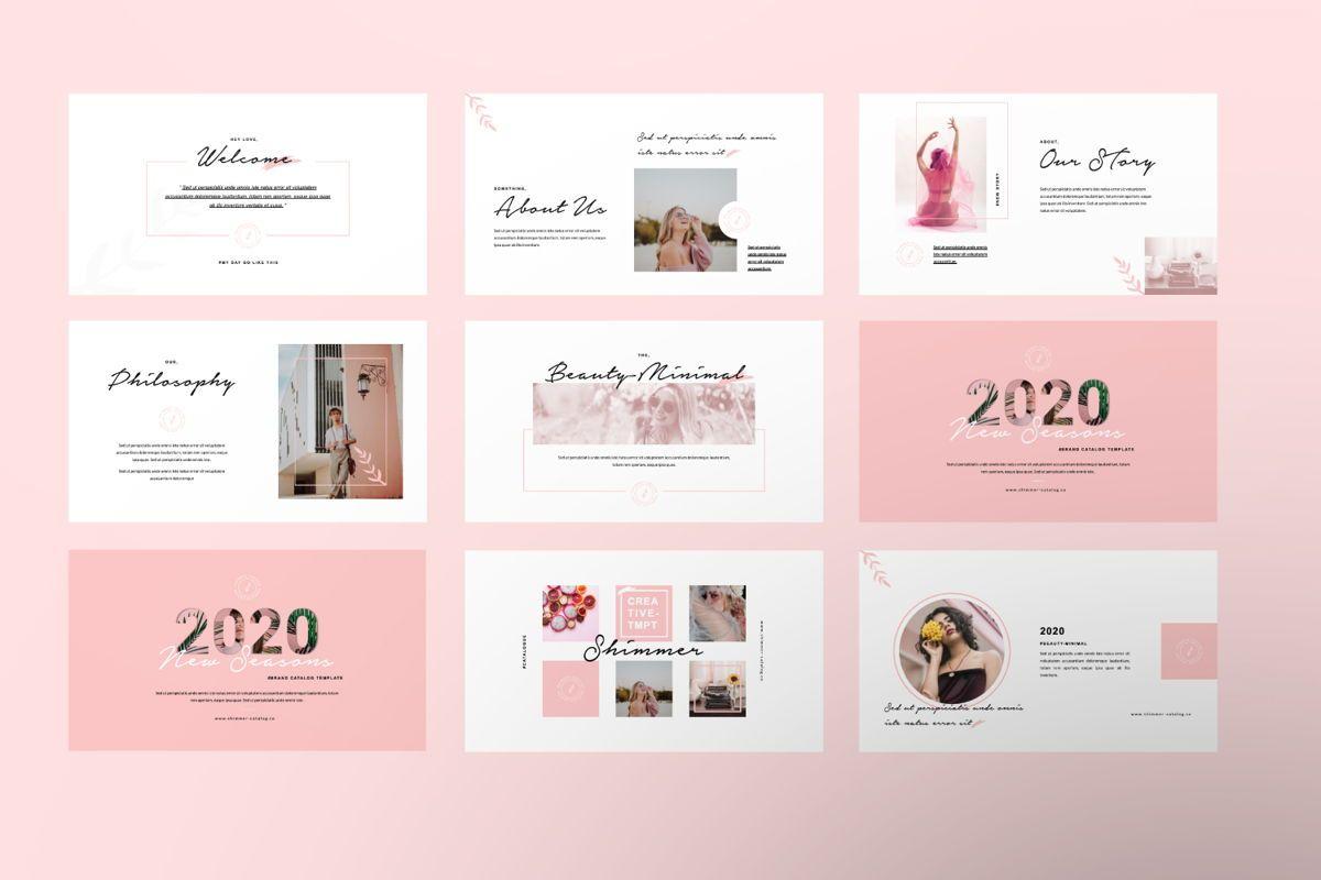 Shimmer Creative Powerpoint, Slide 6, 06452, Presentation Templates — PoweredTemplate.com