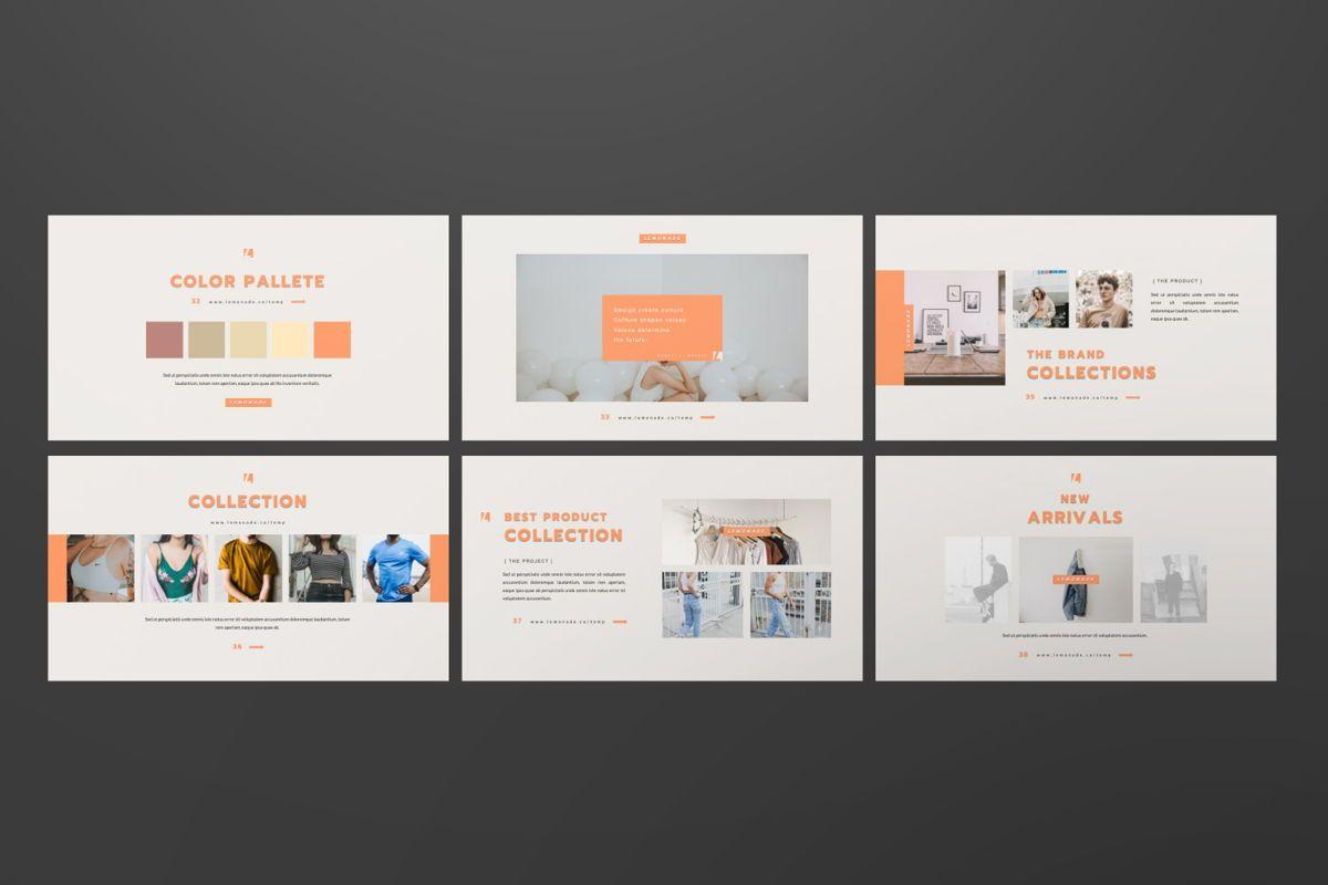 Lemonade Creative Powerpoint, Slide 7, 06464, Presentation Templates — PoweredTemplate.com