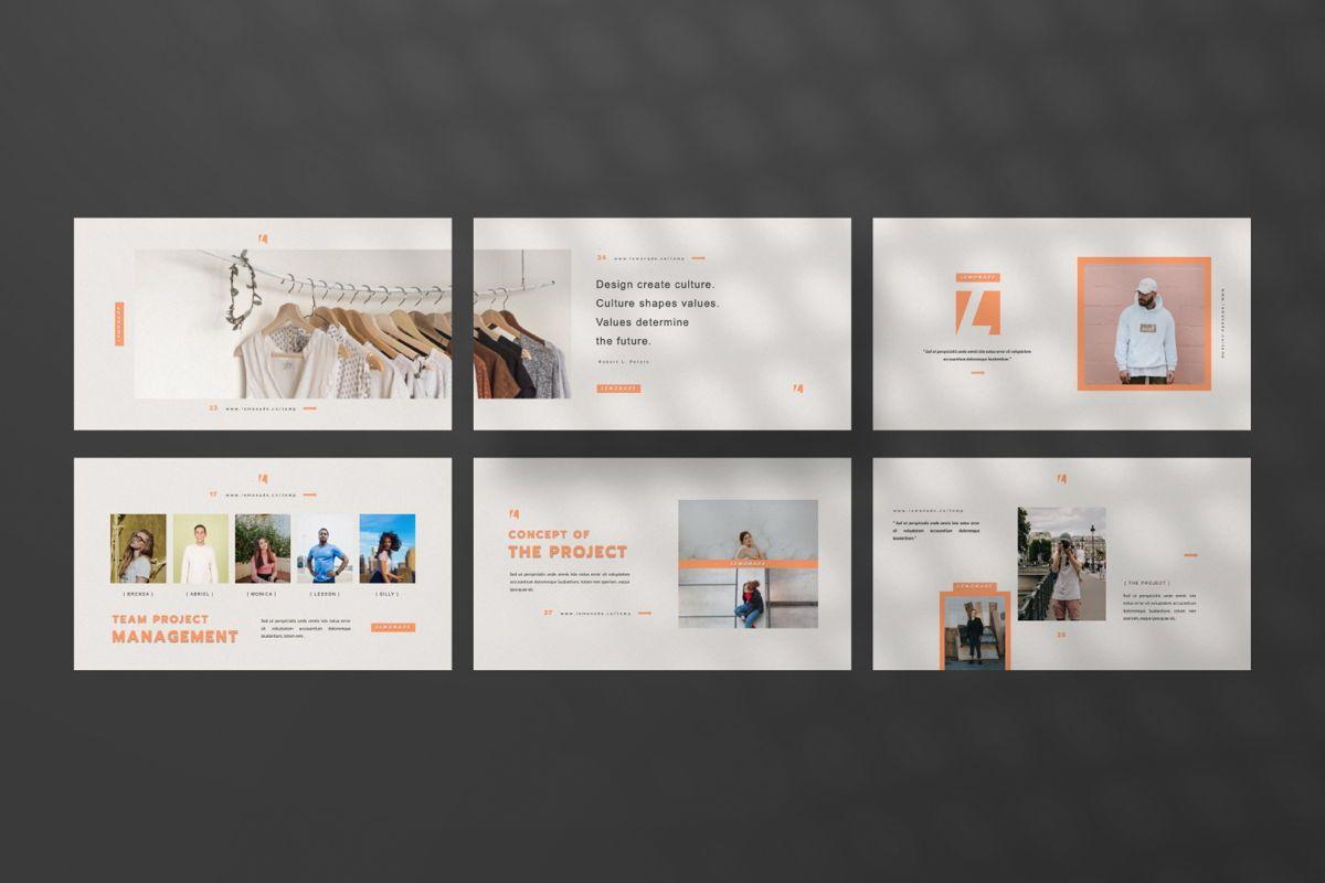 Lemonade Creative Google Slide, Slide 3, 06466, Presentation Templates — PoweredTemplate.com
