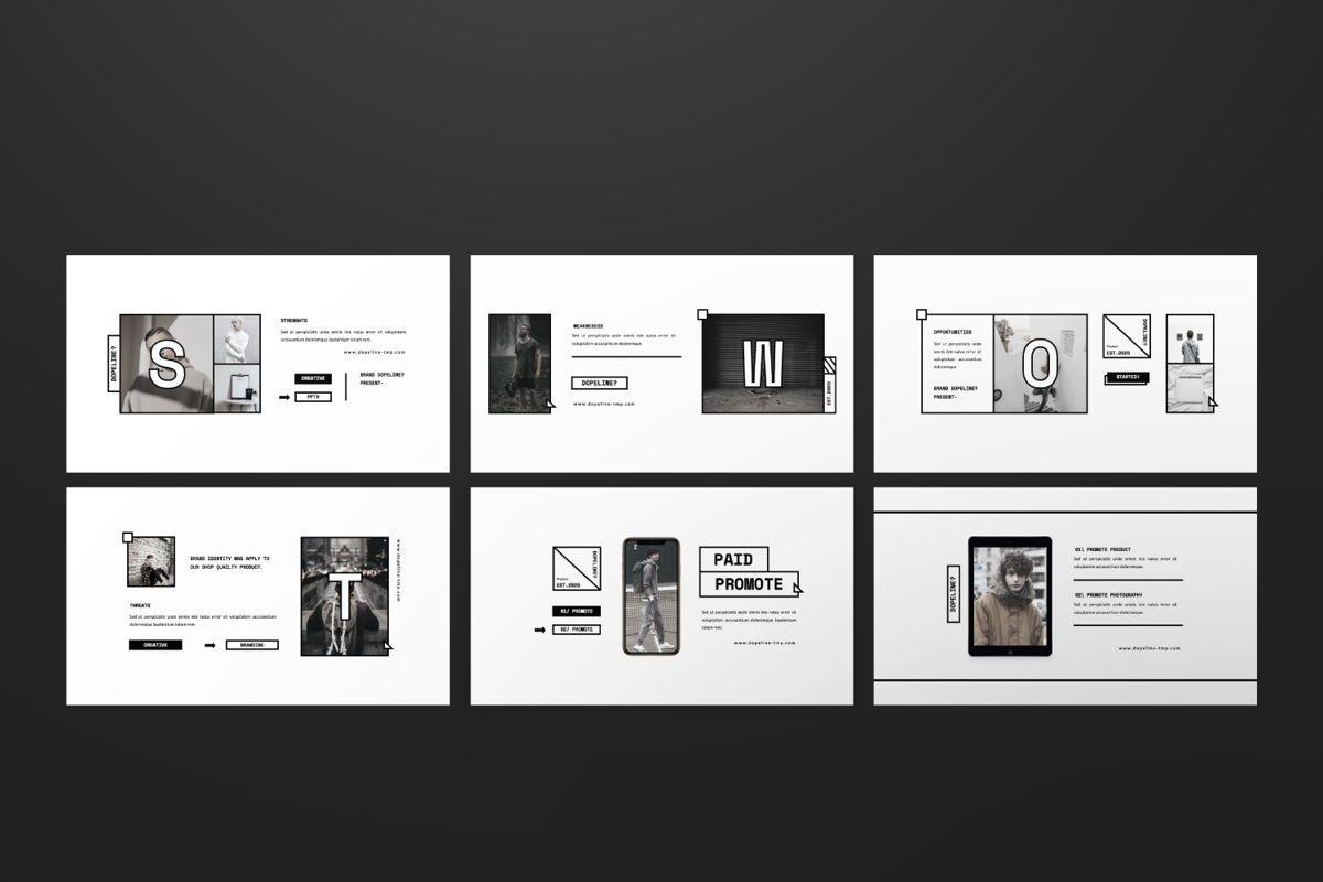 Dopeline Creative Google Slide, Slide 7, 06470, Presentation Templates — PoweredTemplate.com