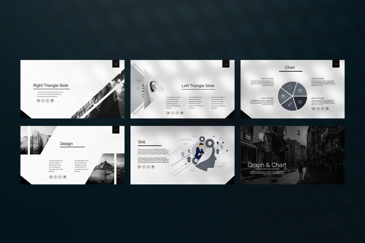 Silent Creative Powerpoint, Slide 7, 06478, Presentation Templates — PoweredTemplate.com