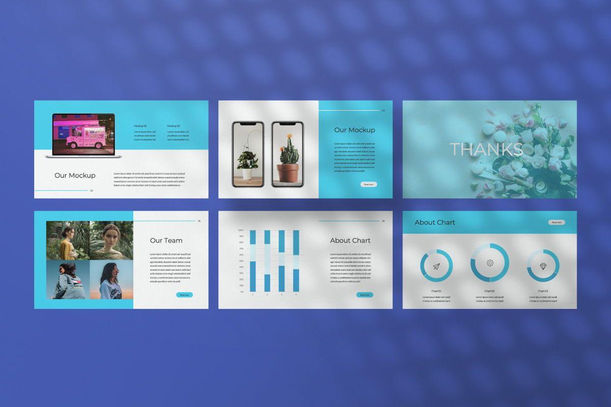 Value Creative Google Slide, Slide 8, 06483, Presentation Templates — PoweredTemplate.com
