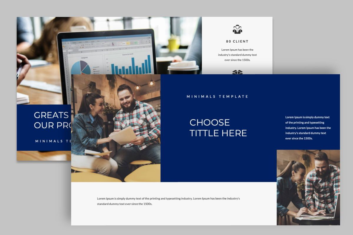 Choose Creative Powerpoint, Slide 6, 06487, Presentation Templates — PoweredTemplate.com