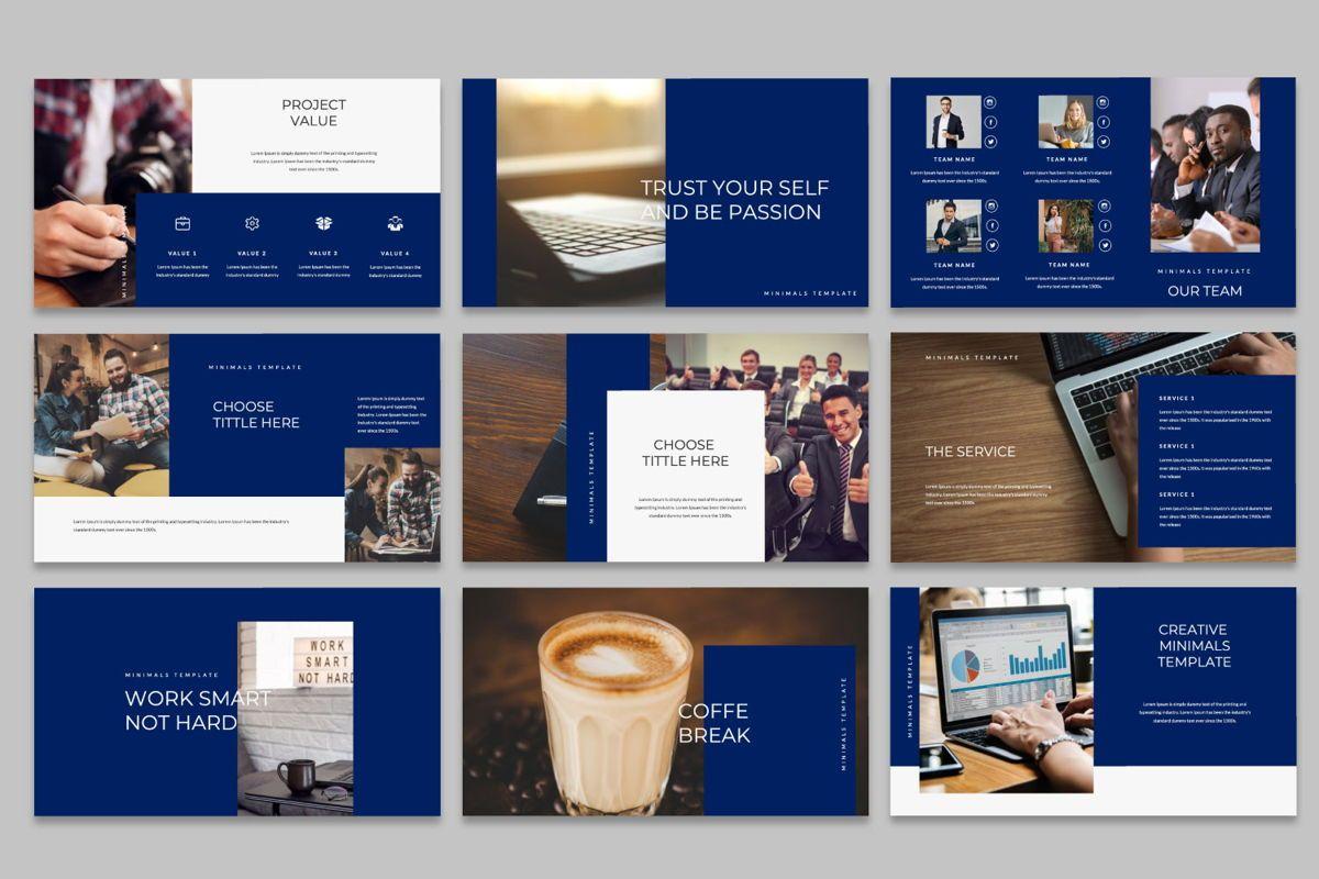 Choose Creative Keynote, Slide 4, 06488, Presentation Templates — PoweredTemplate.com
