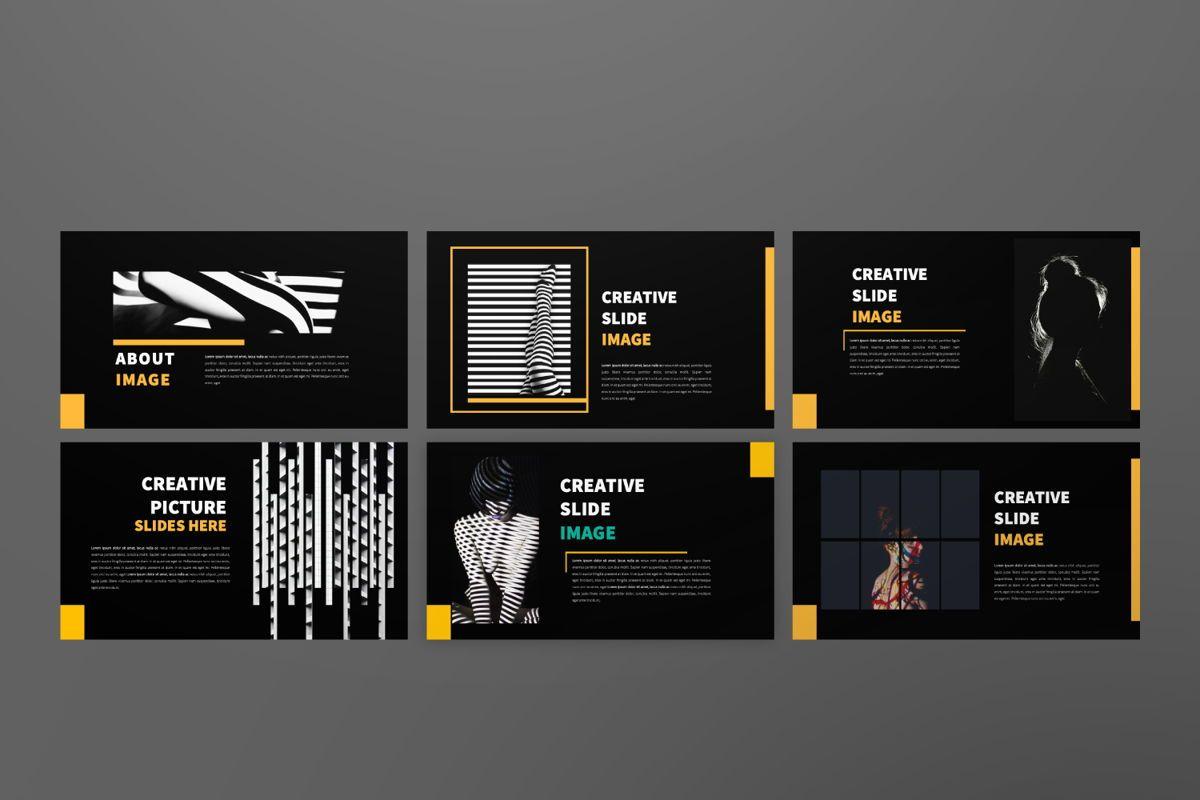 Marapi Creative Google Slide, Slide 6, 06503, Presentation Templates — PoweredTemplate.com
