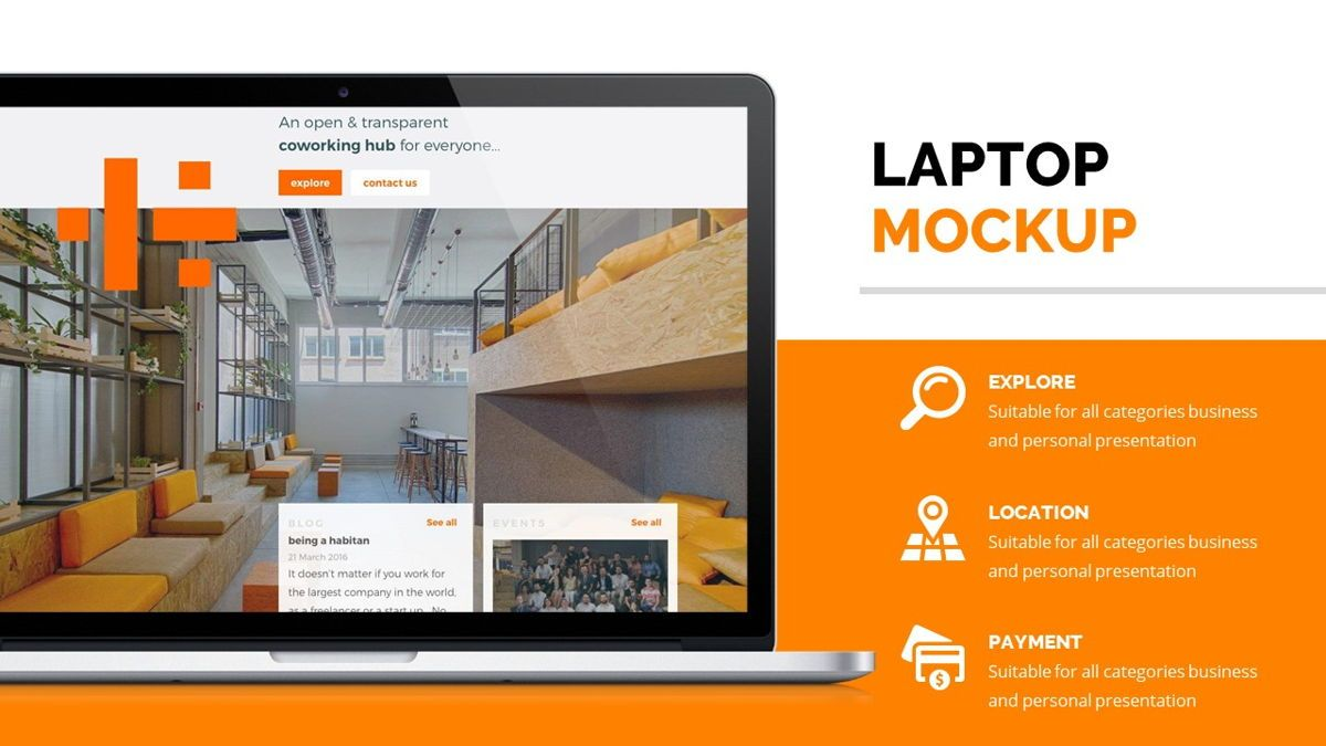 Officescape - Corporate Powerpoint Template, Slide 16, 06507, Business Models — PoweredTemplate.com
